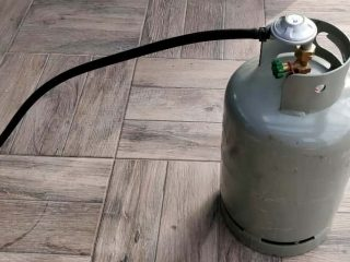 איך בודקים אם יש דליפת גז מהגריל?
